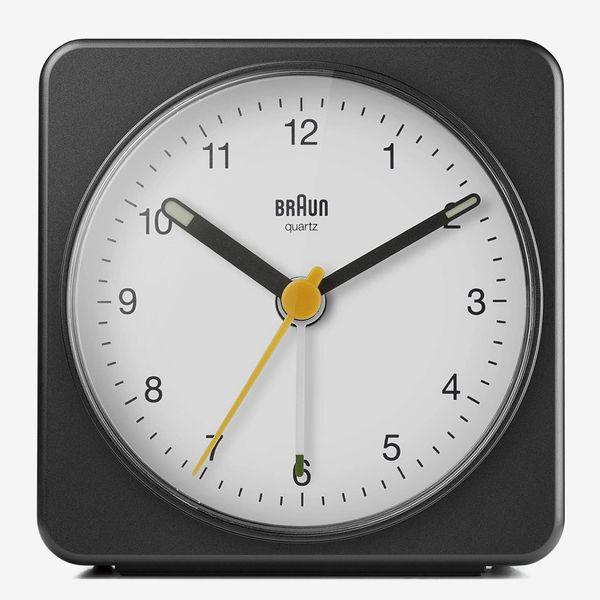 Braun Classic Analogue Alarm Clock
