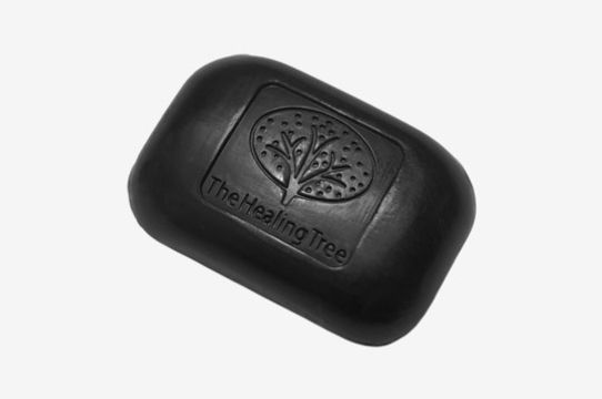 Healing Tree Bamboo Charcoal Cleansing Treatment Bar Soap (3-Pack)