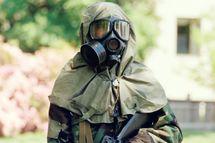 US Chemical Warfare Response team