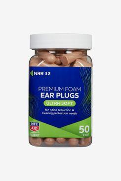 Rite Aid Ultra Soft Foam Ear Plugs