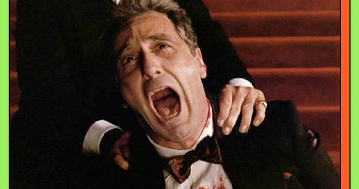 The Greatest Godfather Ending of Them All