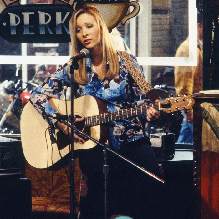 Friends Countdown: Which Phoebe Buffay Song Was the Best?