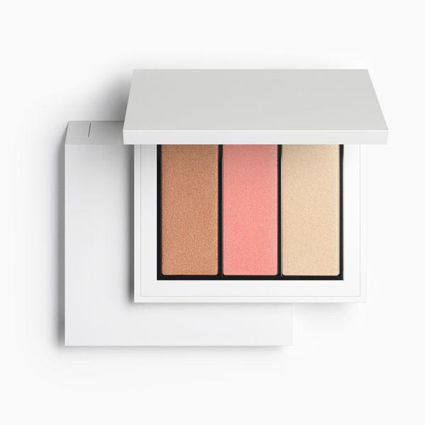 ZARA Beauty Cheek Color in 3 Palette