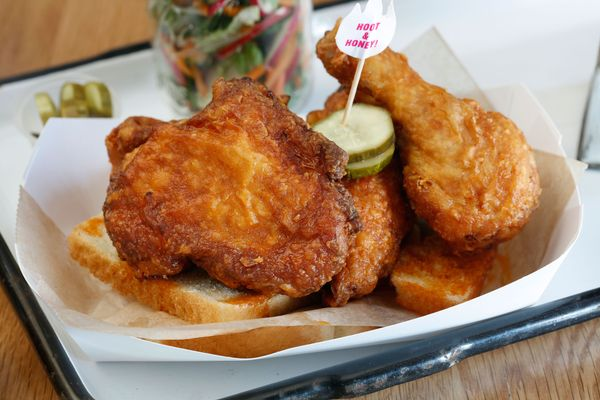 Here's Where to Go to Get Your Fried Chicken Extra Spicy
