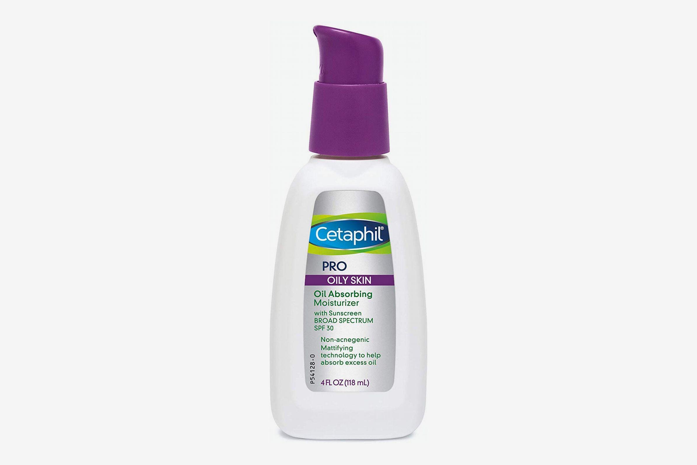 Hydratant absorbant avec huile Cetaphil Pro avec écran solaire à large spectre FPS 30