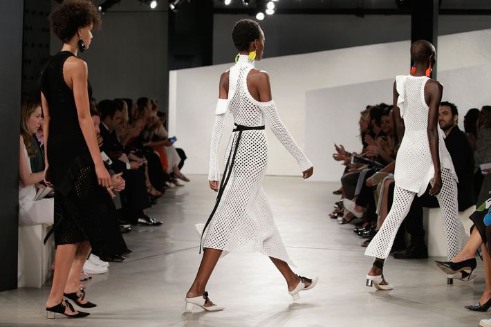 Proenza Schouler at spring 2016 New York Fashion Week.