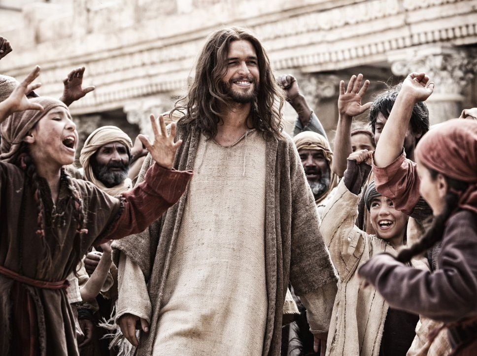 Son of God - DVD Image