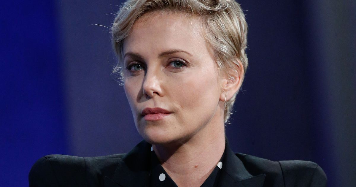 Charlize Theron Denies...