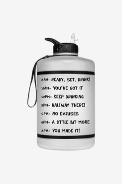 HydroMATE Gallon Motivational Water Bottle
