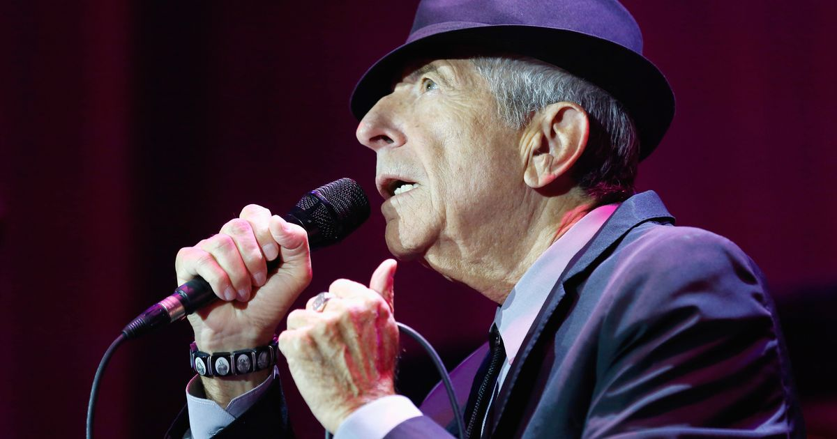 Leonard Cohen's Son on His Father's Health and Potential Next Album