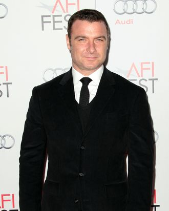 HOLLYWOOD, CA - NOVEMBER 03: Actor Liev Schreiber attends the AFI FEST 2011 Presented By Audi -