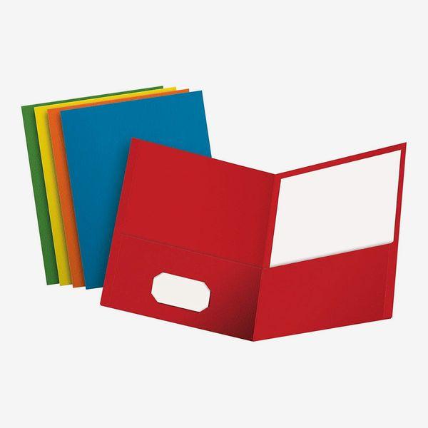 Oxford Two-Pocket Folders
