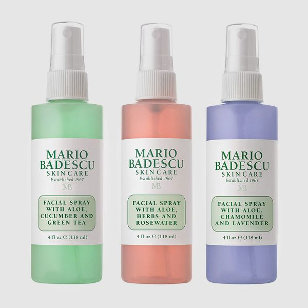 Mario Badescu Spritz Mist and Glow Facial Spray Collection Trio