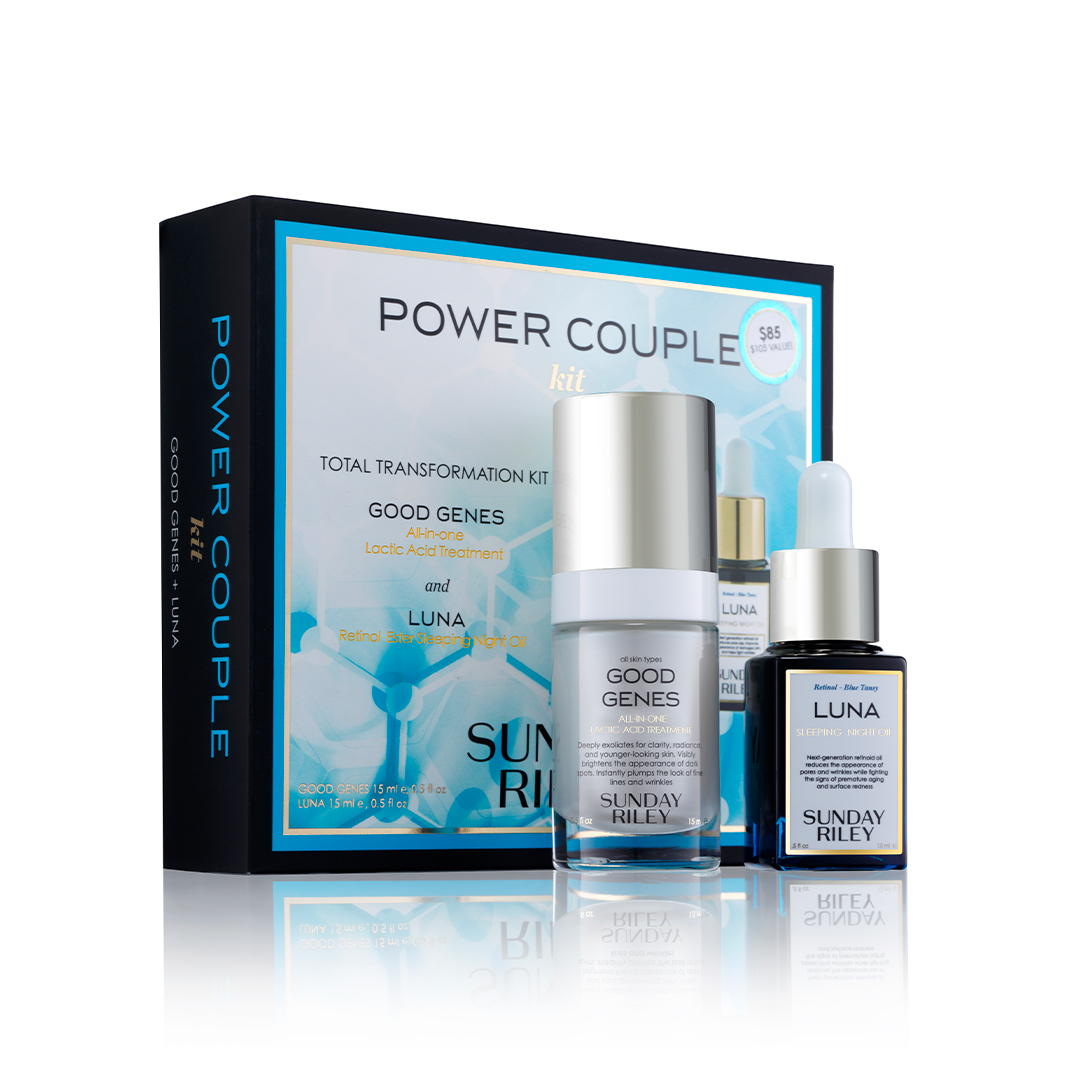 Sunday Riley Power Couple 2-Piece Kit