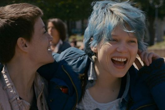 Blue is the warmest color sex galleries 95