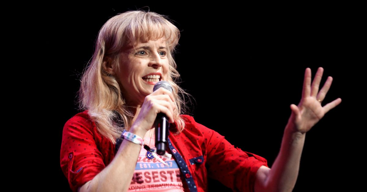 The Week in Comedy Podcasts: Maria Bamford's Three Questions