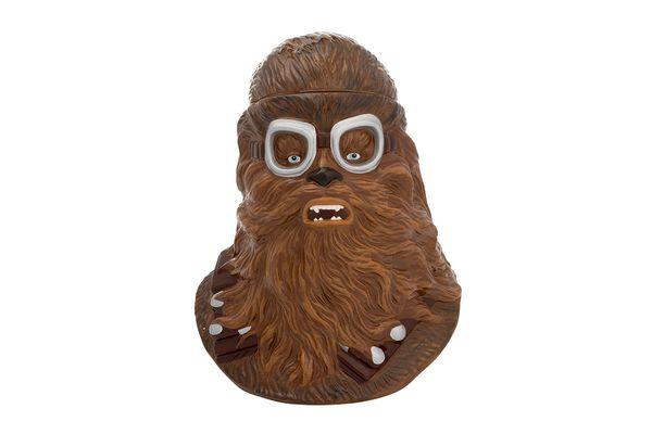 Chewbacca Cookie Jar