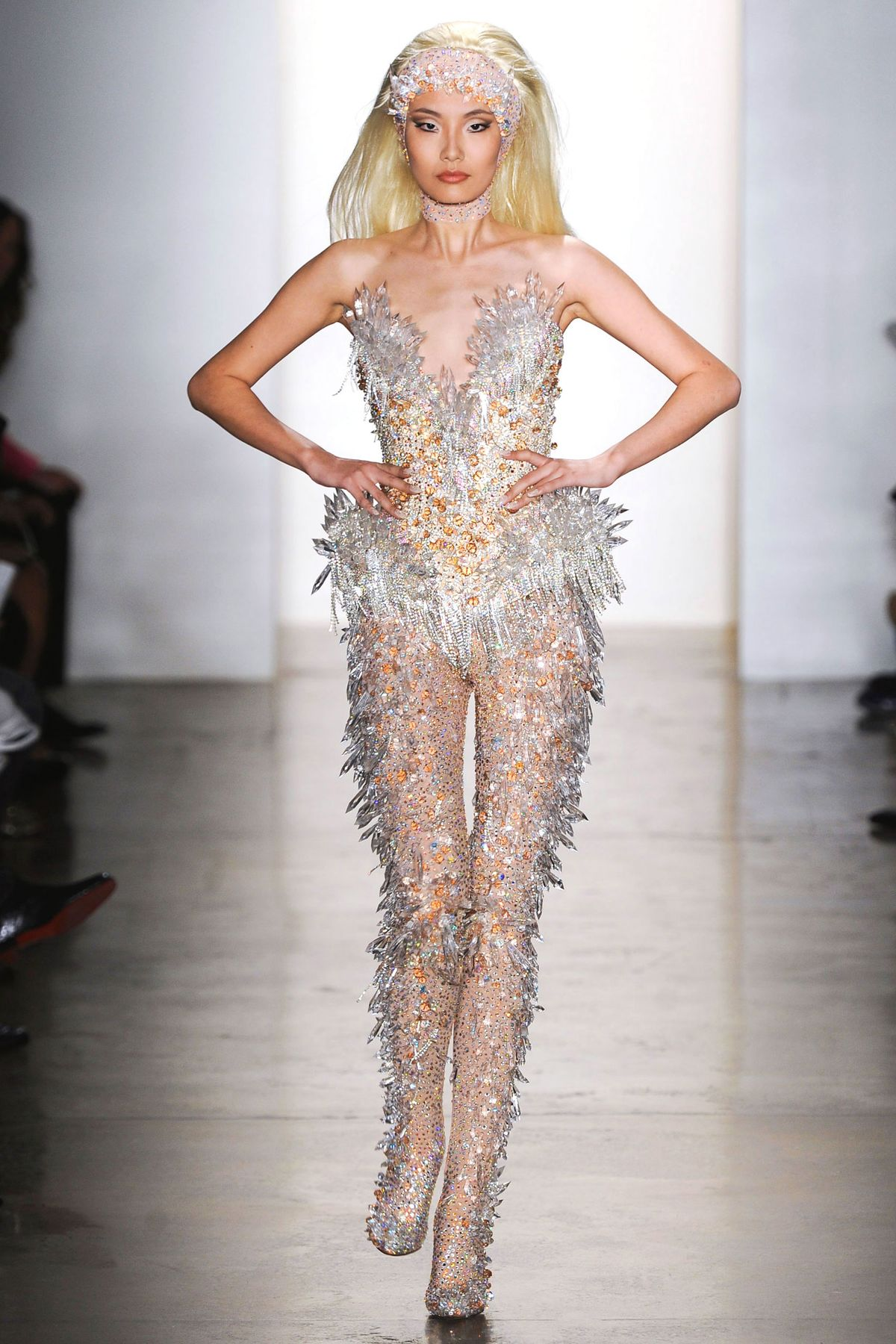 In detail on pinterest haute couture alexander mcqueen for High couture