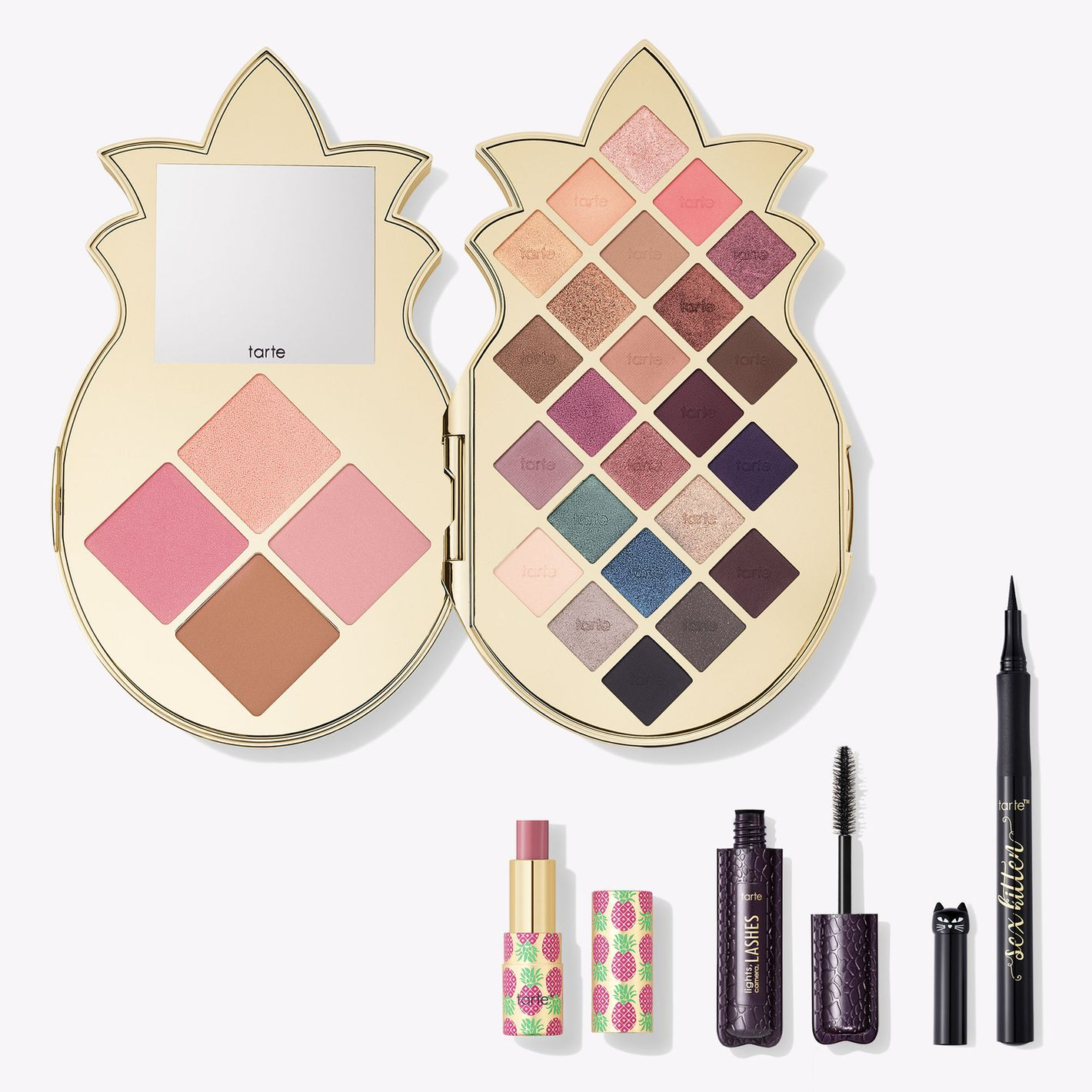 Tarte Pineapple Of My Eye Collectors Set