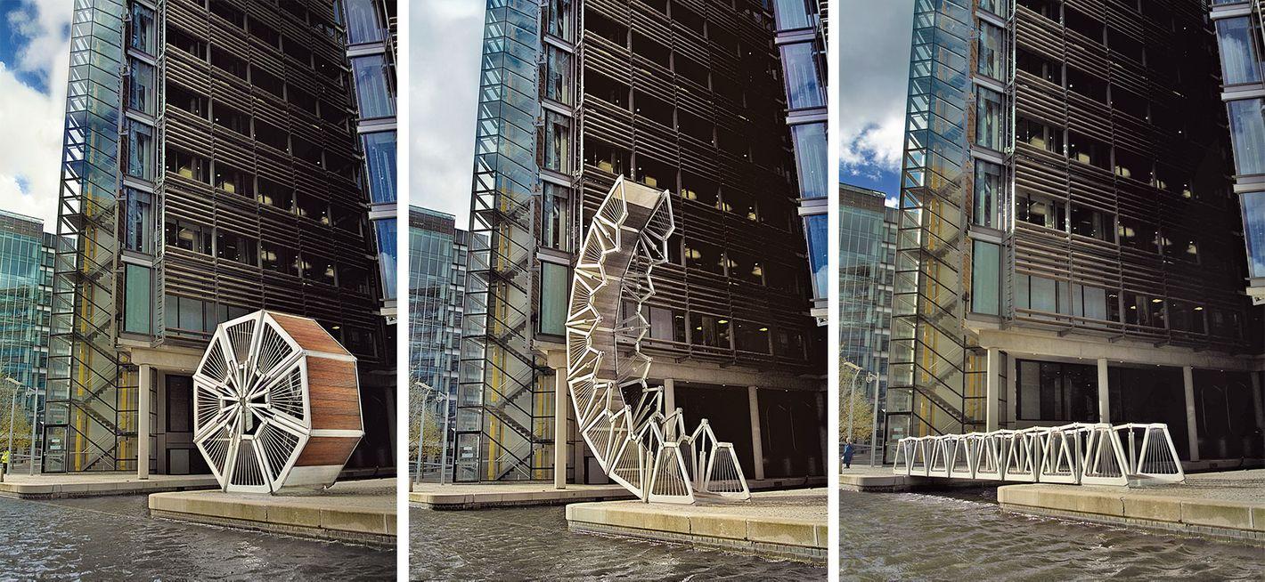 London s urban designer turns his eye to new york for Design bridge london