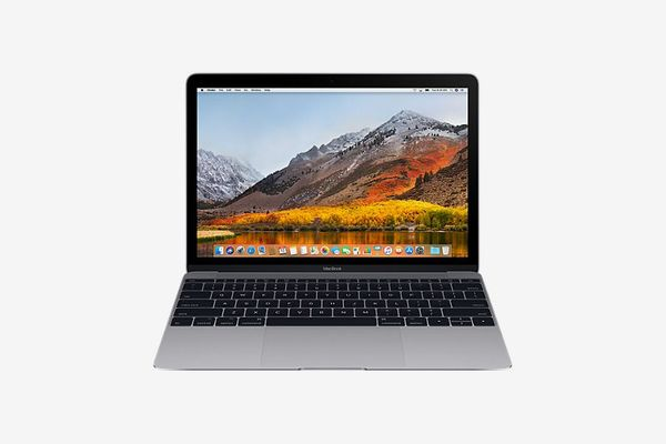 12-inch MacBook in Space Gray
