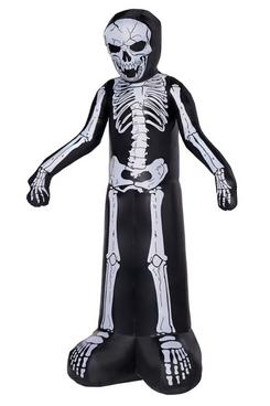 Spirit Halloween 8-Foot Skeleton Inflatable