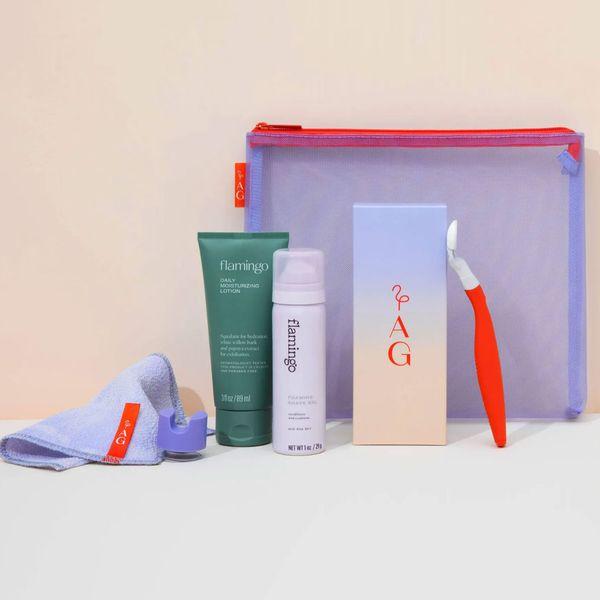 Flamingo Ashley Graham Shave Set
