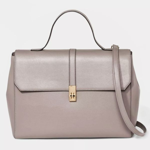 A New Day Top Handle Work Tote