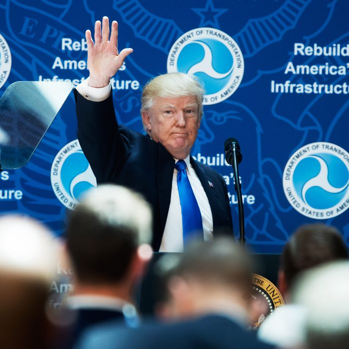 15154f6d8a0 White House Admits Trump s Infrastructure Promise Isn t Happening