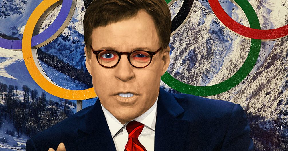An Oral History of Bob Costas's Pink Eye at the Olympics