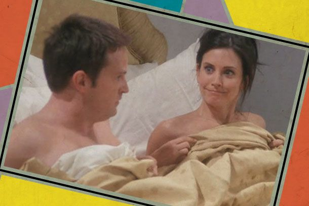 How Friends Decided to Pair Off Monica and Chandler