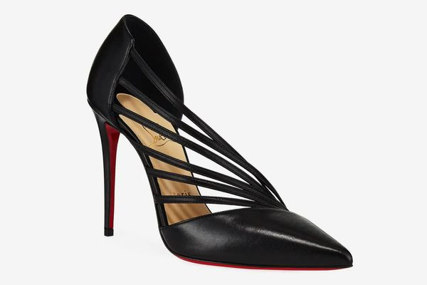 Christian Louboutin Antinorina Red Sole Pumps