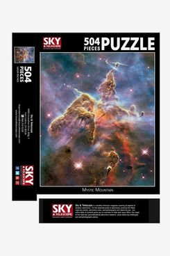 Mystic Mountain Puzzle