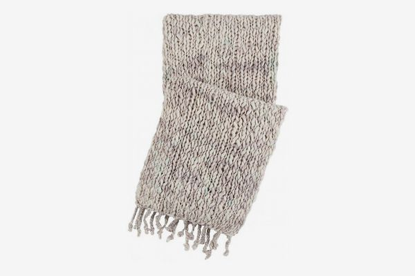 Pine Cone Hill Chunky Knit Throw
