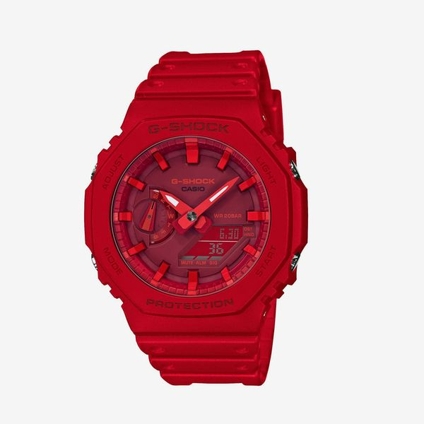 Casio G-Shock, Red