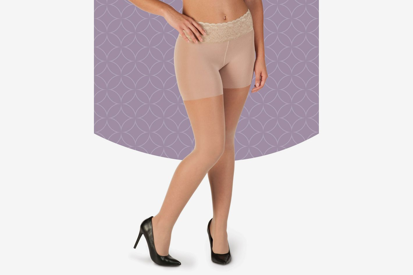 Hipstik Sheer, Light Nude Pantyhose