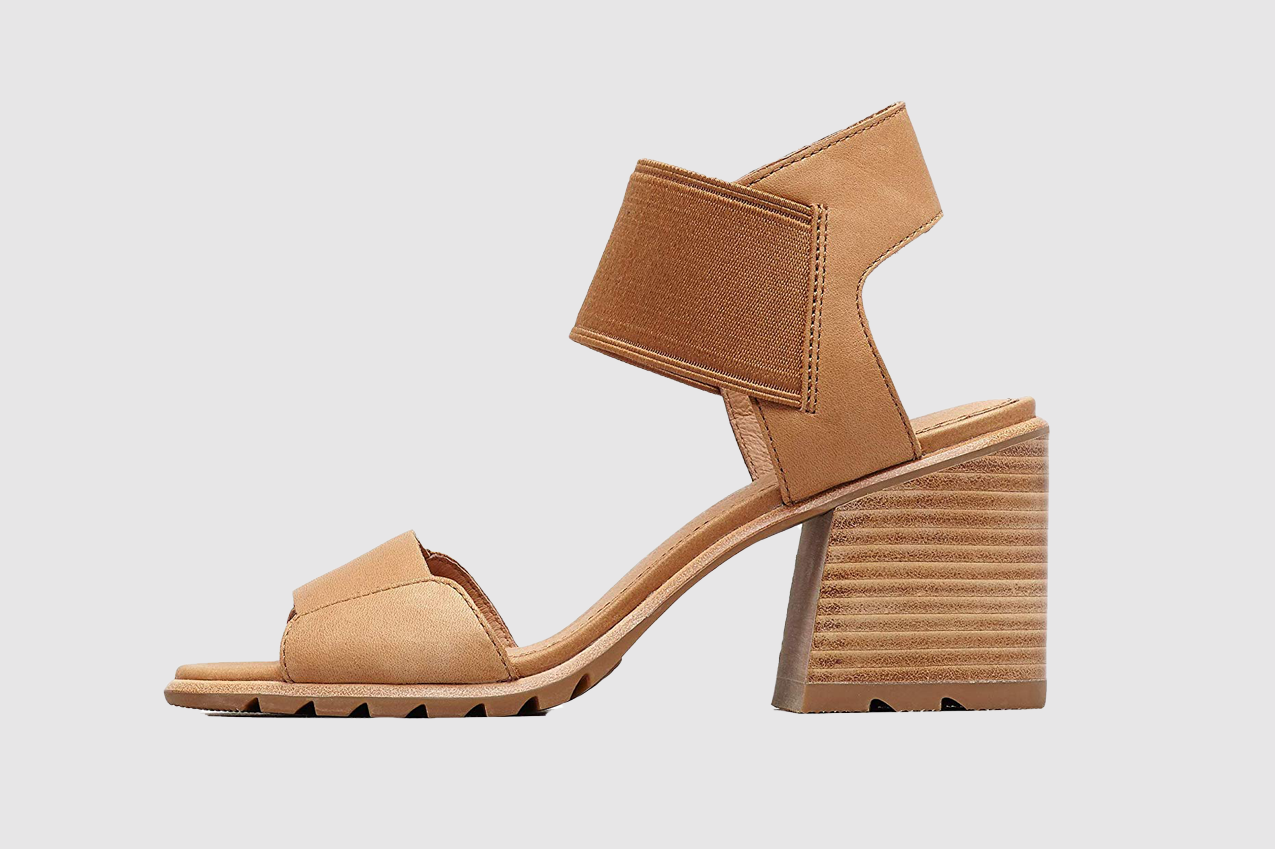 SOREL - Women's Nadia Sandals Open Toe Sandals with Ankle Strap