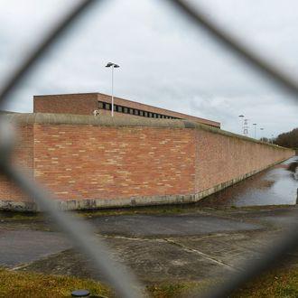 BELGIUM-FRANCE-ATTACKS-PRISON