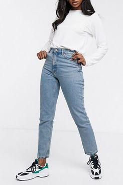 Monki Kimomo High Waist Mom Jeans