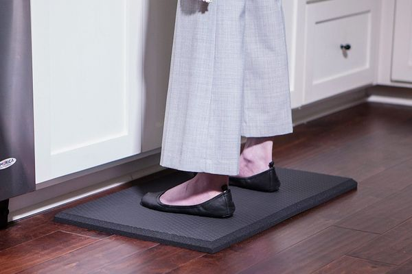 iPrimio Extra-Soft One-Inch Standing-Desk Anti-Fatigue Mat