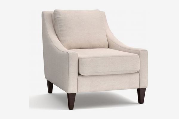 Pottery Barn Aiden Upholstered Armchair