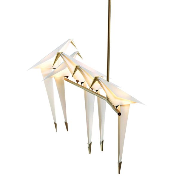 """Perch Light Branch"" fixture"
