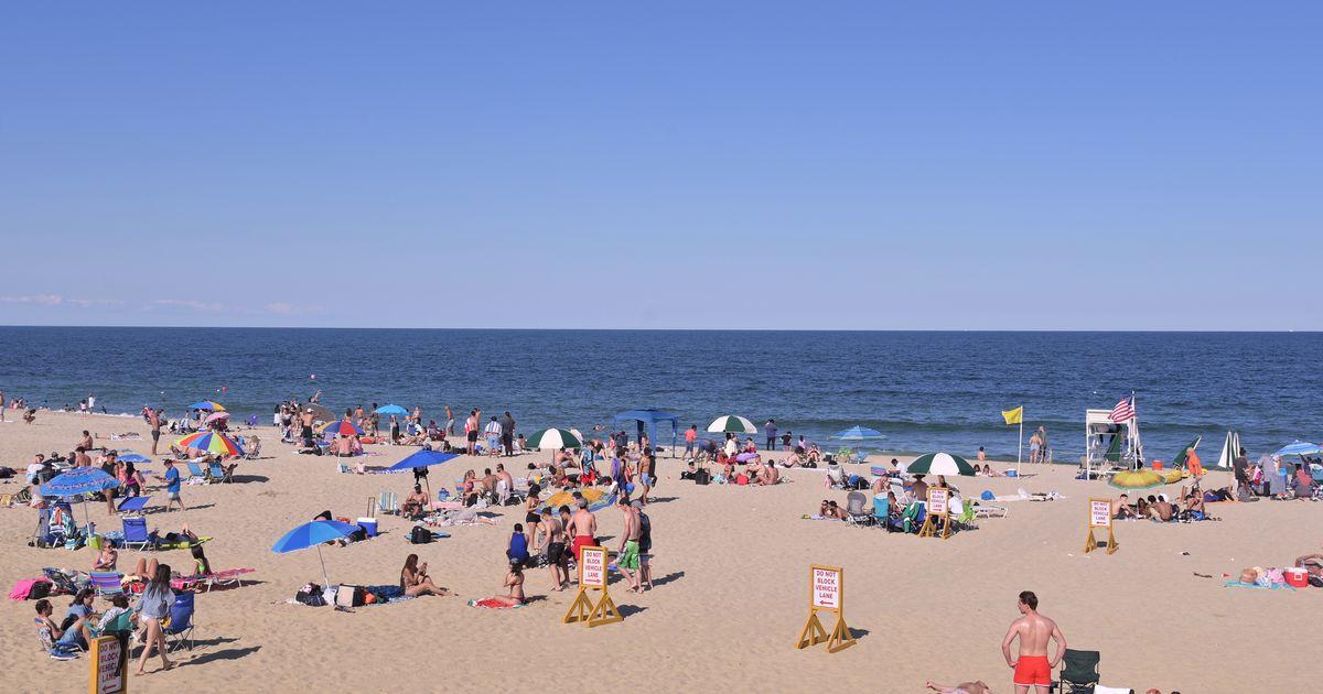 Philadelphia hook up beaches