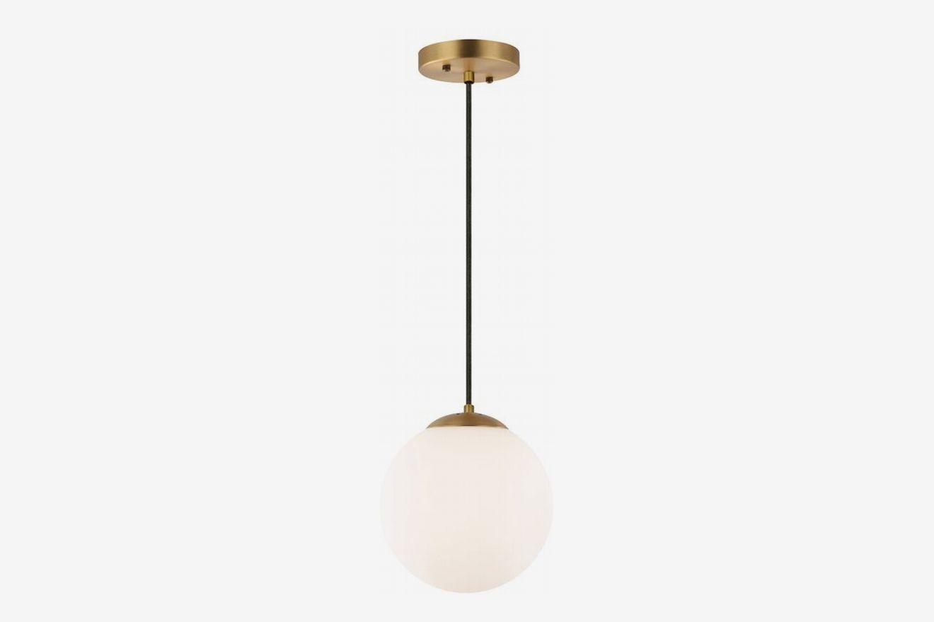 George Oliver Cournoyer 1-Light Pendant