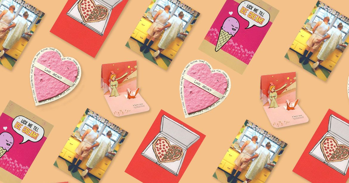 34 (Unusual, Funny, Artful, Tasteful) Valentines You Can Buy on Amazon