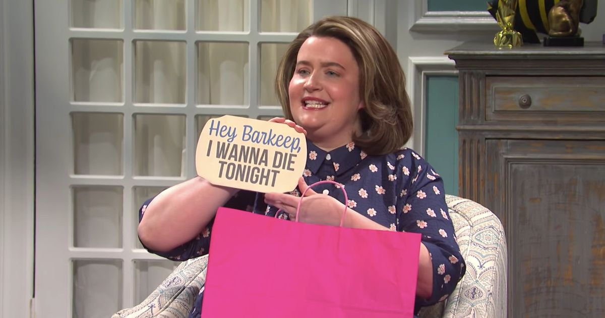 Saturday Night Live Will Have You Questioning Your Wine-Related Home Deco - Vulture
