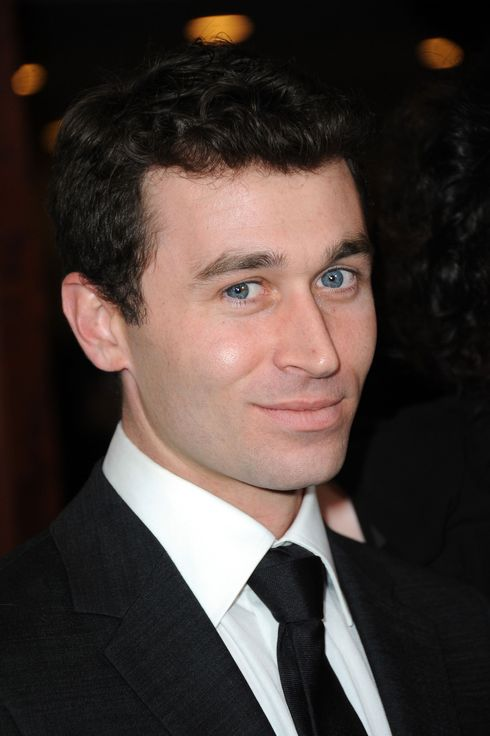 CENTURY CITY, CA - JANUARY 24:  Adult film actor James Deen arrives for the 2014 XBIZ Awards held at The Hyatt Regency Century Plaza Hotel on January 24, 2014 in Century City, California.  (Photo by Albert L. Ortega/Getty Images)