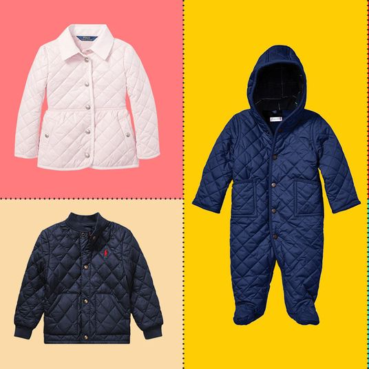 6d2e4882e93 A Bunch of Ralph Lauren Quilted Coats and Vests for Kids for 30 Percent Off