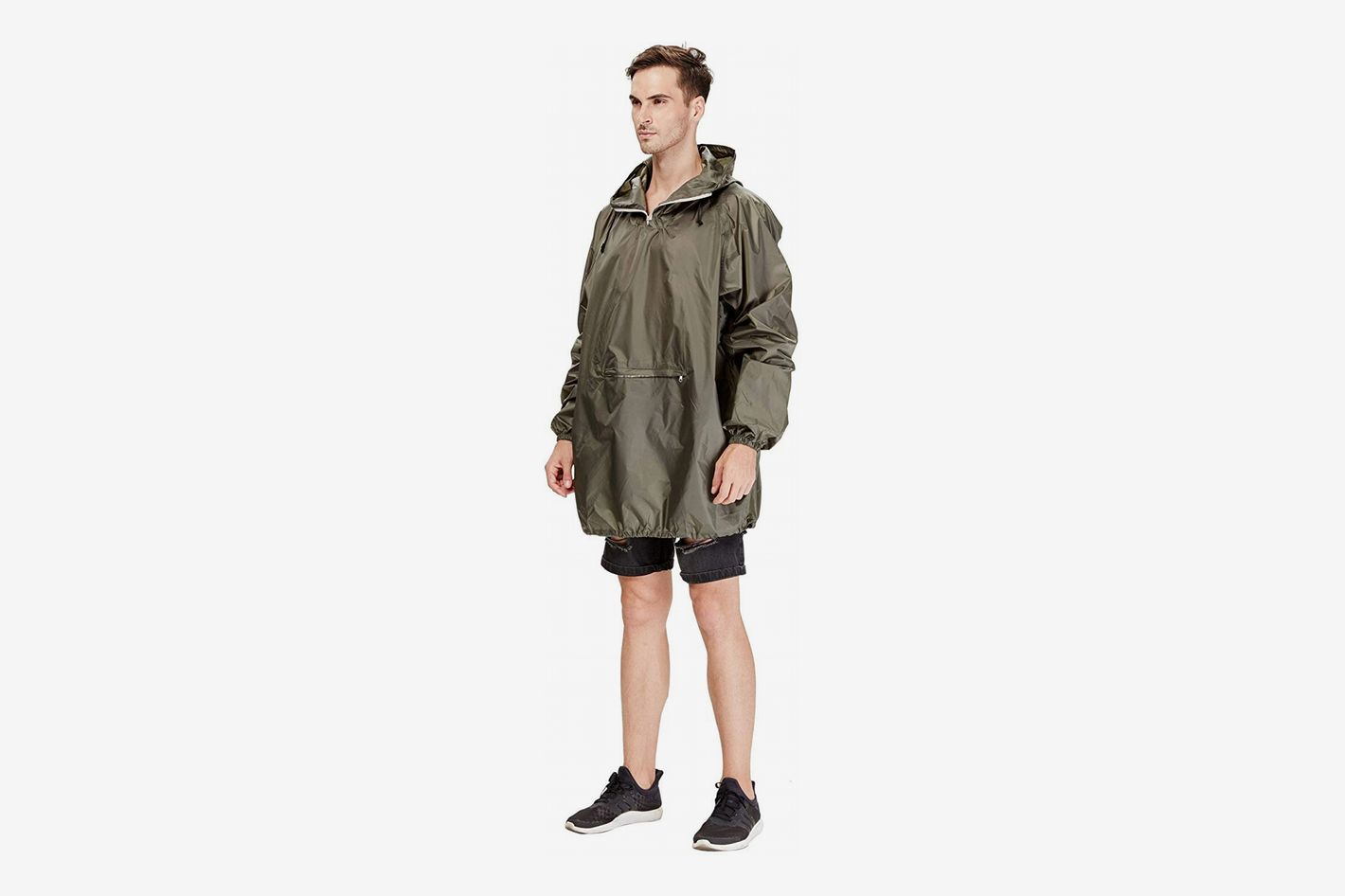 4ucycling Raincoat Easy Carry Rain Coat Jacket