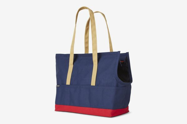 Love Thy Beast Canvas Pet Tote